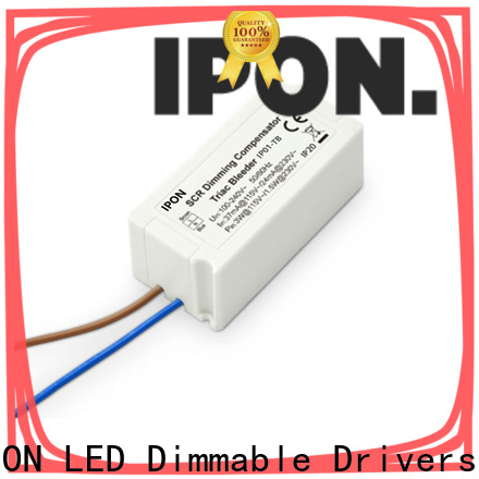 IPON LED line voltage dimming led driver in China for Lighting control