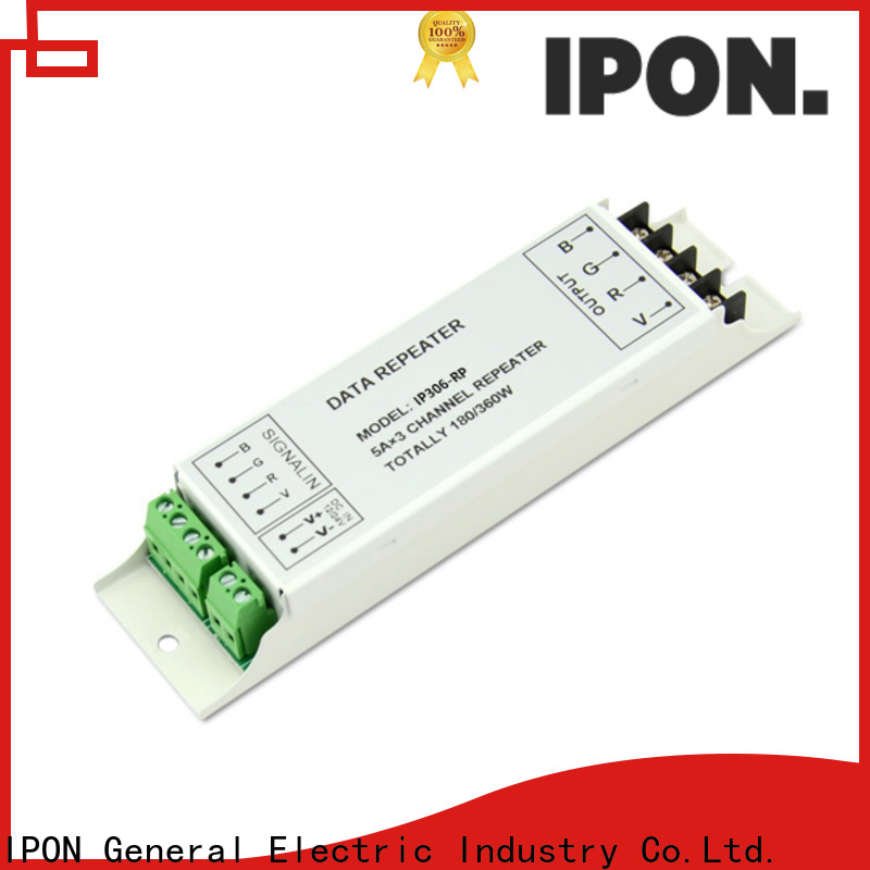 IPON LED New best power amplifier Supply for Lighting adjustment