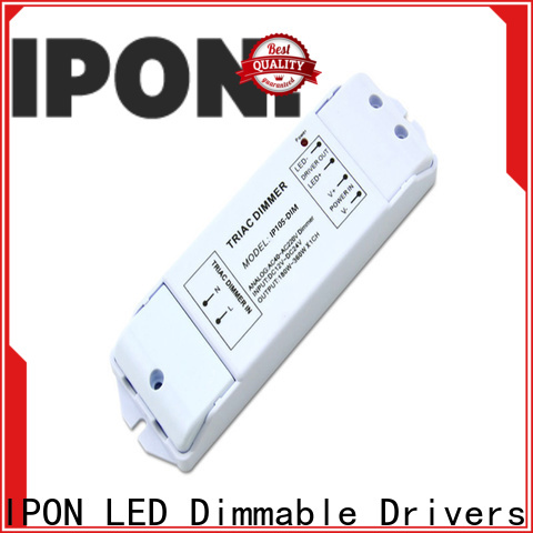 IPON LED Best triac phase control circuit China for Lighting adjustment