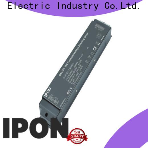 IPON LED led driver price China for Lighting control
