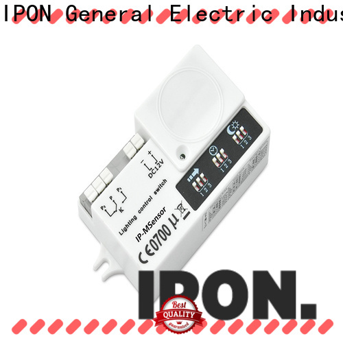 IPON LED motion detector Suppliers for Lighting control system