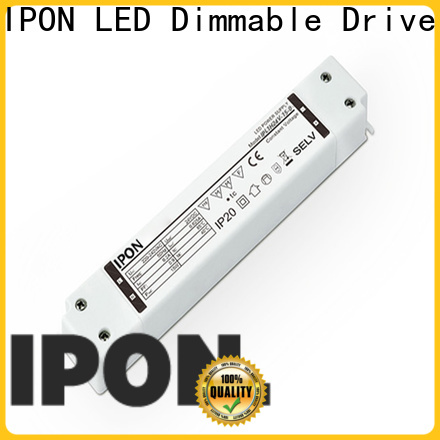 IPON LED dimmable drivers manufacturers for Lighting control system