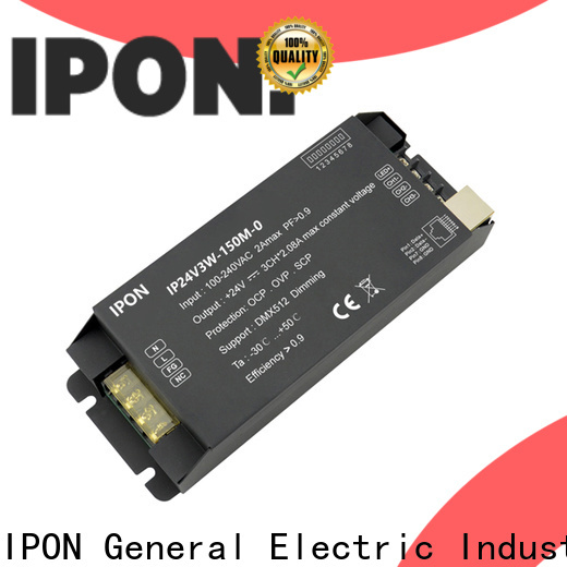 IPON LED led controller dmx supplier for Lighting adjustment