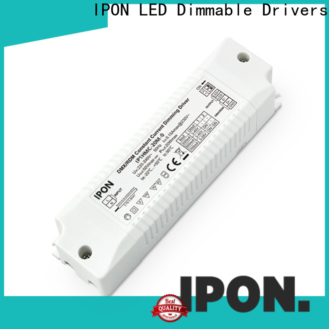 IPON LED professional test dmx controller company for Lighting control system