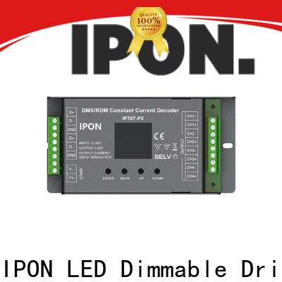 IPON LED dmx controller tutorial factory for Lighting control
