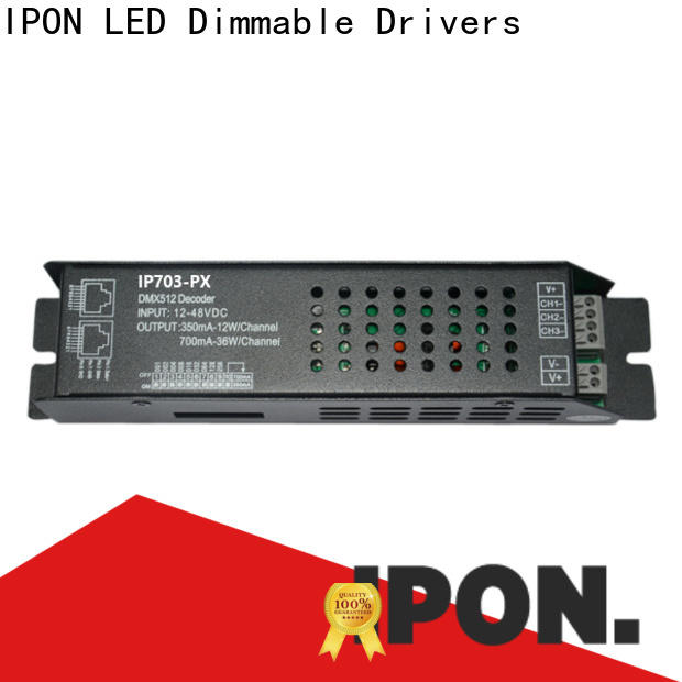 High-quality addressable led strip dmx controller Factory price for Lighting control system