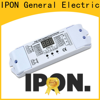 IPON LED High-quality easy dmx controller China for Lighting control