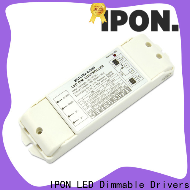 IPON LED Best dimmers led in China for Lighting control