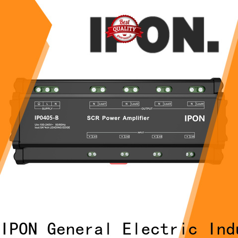 IPON LED power amplifier for sale Factory price for Lighting control system
