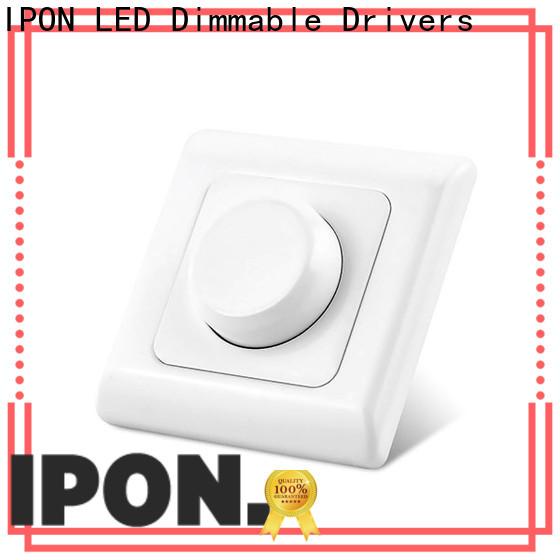 IPON LED Good quality leading edge triac dimmer Supply for Lighting adjustment