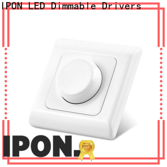 IPON LED Good quality leading edge triac dimmer Supply for Lighting adjustment