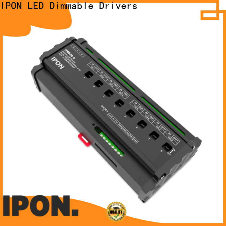 IPON LED quality relay switch in China for Lighting adjustment