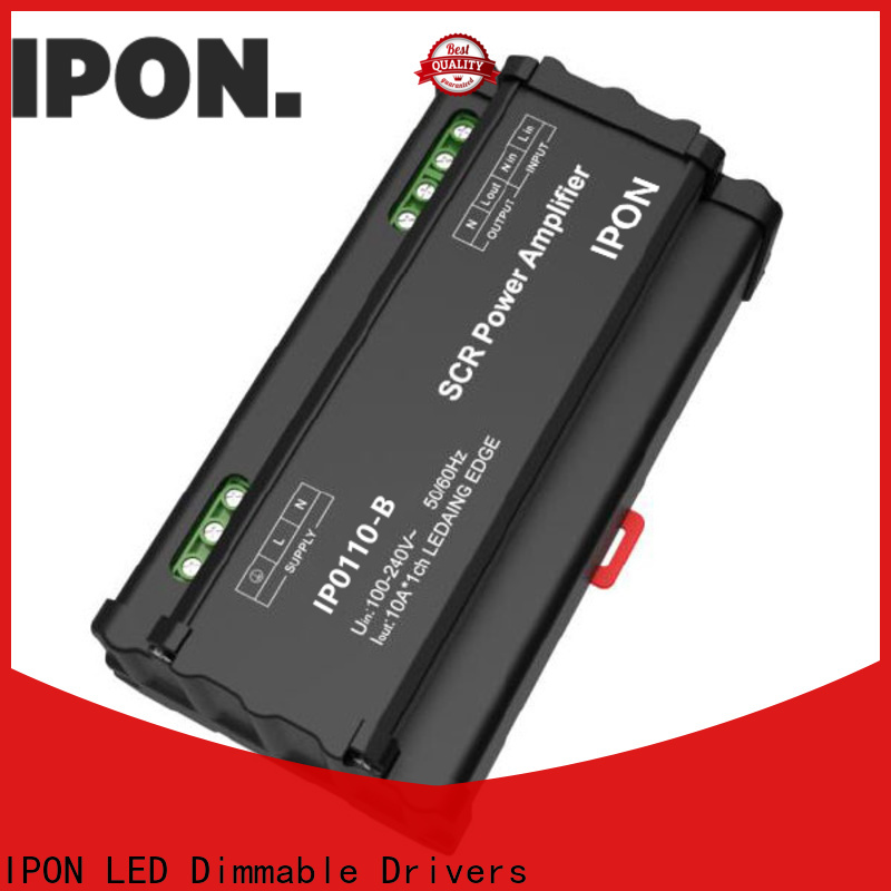 IPON LED types of power amplifier factory for Lighting adjustment