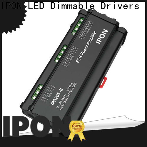 IPON LED power amplifier price Supply for Lighting control