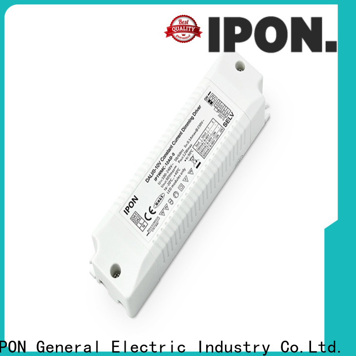 Latest led driver price in China for Lighting adjustment