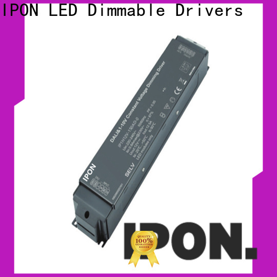 IPON LED led dimmable driver suppliers company for Lighting control
