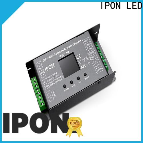 IPON LED github dmx led driver manufacturers for Lighting adjustment