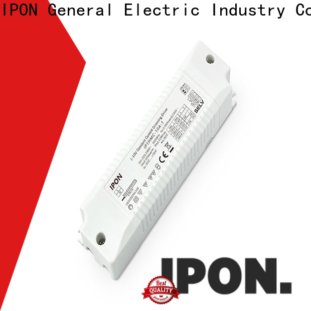 IPON LED Wholesale dimmable driver factory for Lighting control