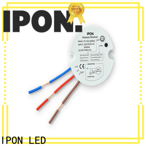 IPON LED wireless batteryless switch IPON for Lighting control system