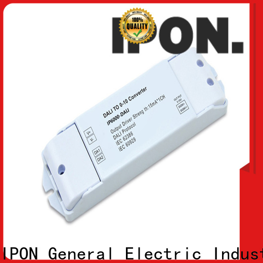 IPON LED signal converter price supplier for Lighting control system