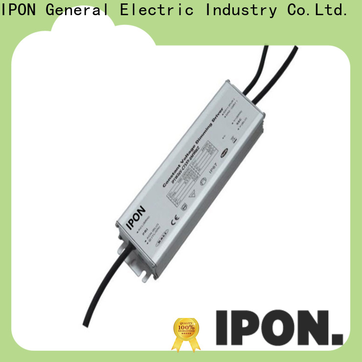 IPON LED led driver design company for Lighting control system