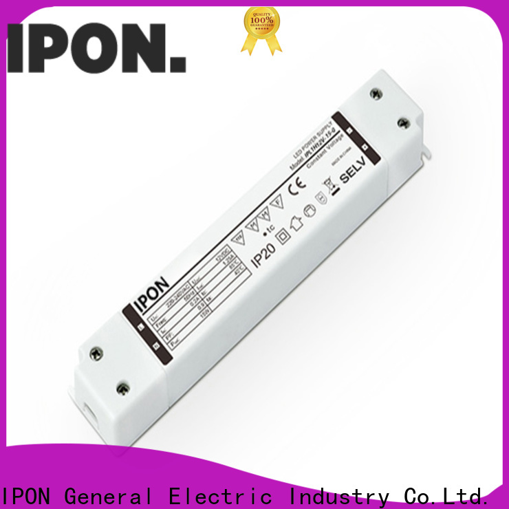 IPON LED constant power led driver company for Lighting control system