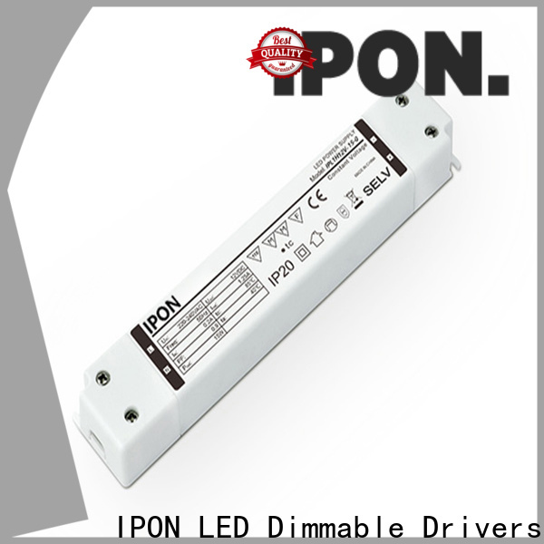 IPON LED dimmable drivers China manufacturers for Lighting control system