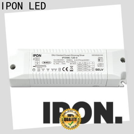 IPON LED dali meanwell company for Lighting control