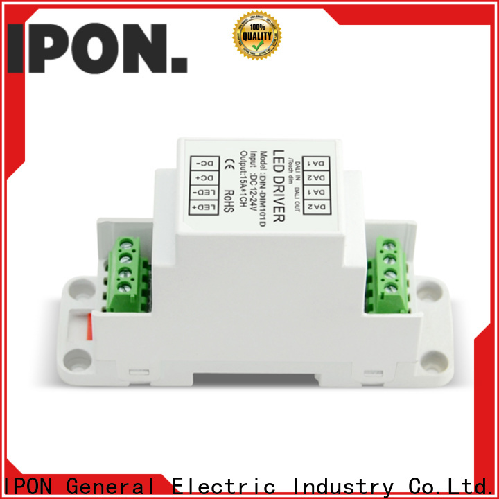 dali dimmable led driver manufacturers factory for Lighting control system