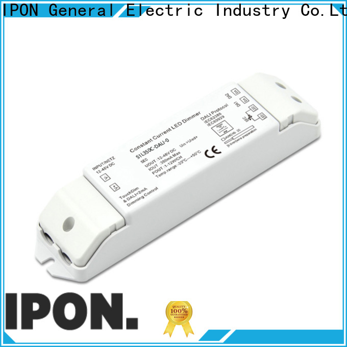 IPON LED professional led driver constant current in China for Lighting control system