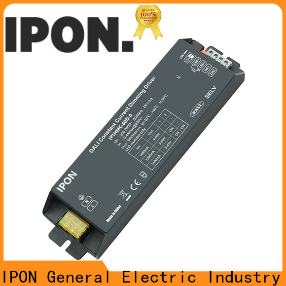 IPON LED dali control cable China suppliers for Lighting control