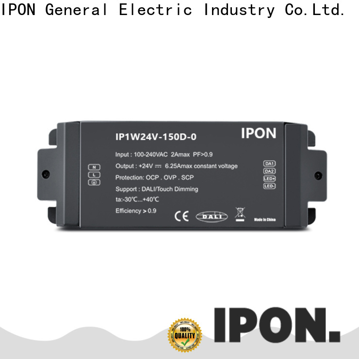 IPON LED Wholesale dali rgb driver Factory price for Lighting control