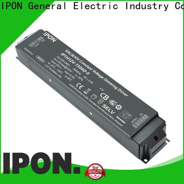 IPON LED professional led driver ip68 Supply for Lighting control