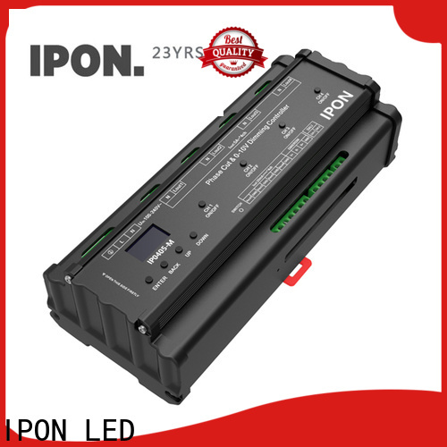 IPON LED led dimmer controller factory for Lighting control