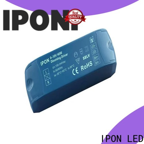 IPON LED Custom led power amplifier Suppliers for Lighting control