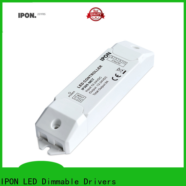 IPON LED led driver suppliers factory for Lighting adjustment