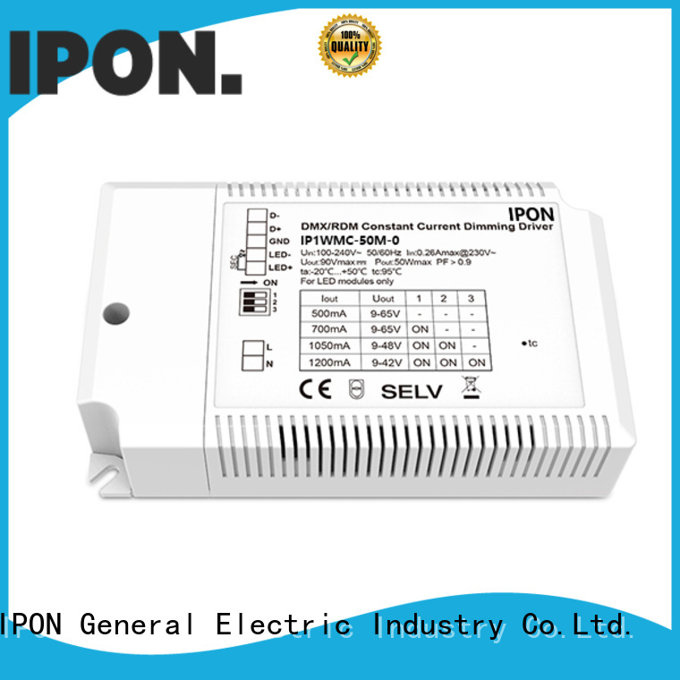 IPON best dmx controller Factory price for Lighting adjustment
