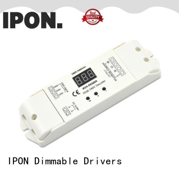 IPON dmx led driver IPON for Lighting control