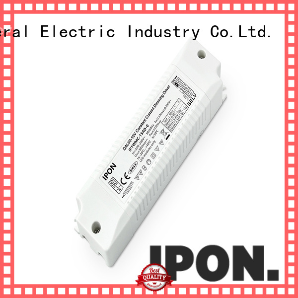 IPON LED Top led dimmable driver suppliers for business for Lighting control system