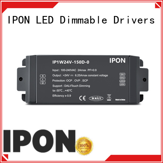 IPON LED dimmable drivers supplier for Lighting control