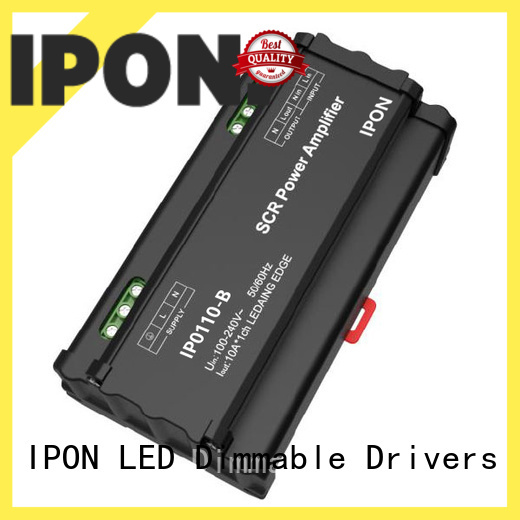 IPON LED Customer praise power amplifier for sale Factory price for Lighting adjustment