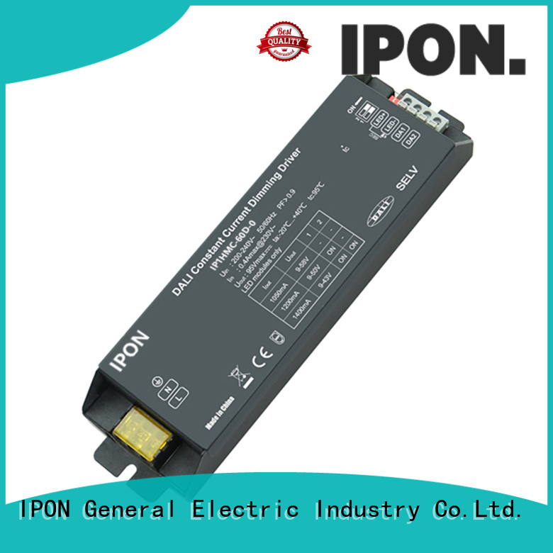 IPON LED driver led Factory price for Lighting control system