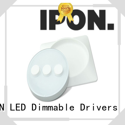 IPON LED battery free wireless switch factory for Lighting adjustment