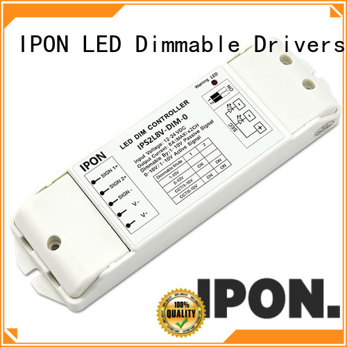 0-10V/1-10V dimmer led China suppliers for Lighting adjustment