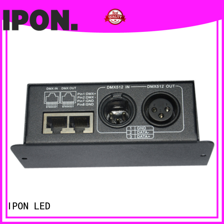 IPON LED popular lite putter dmx led driver manufacturers for Lighting control