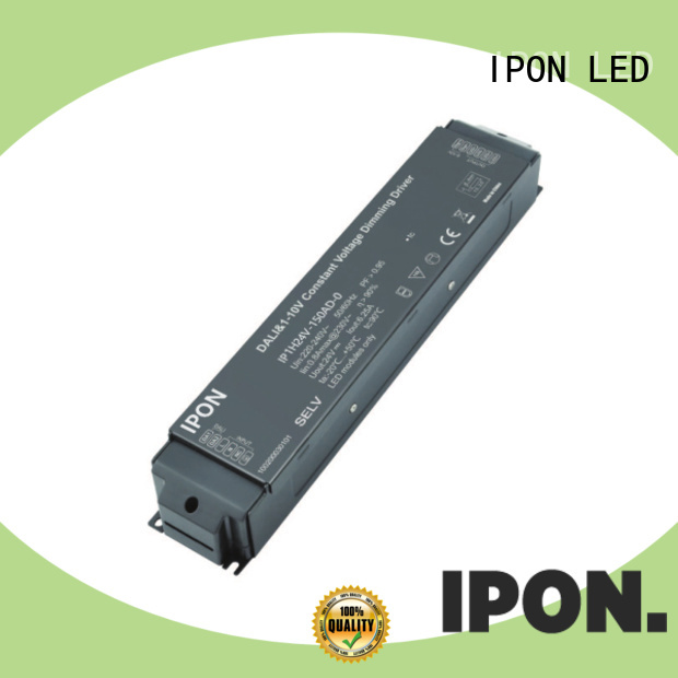 IPON LED high quality dimmable driver China suppliers for Lighting control
