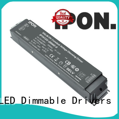 IPON LED professional dimmable led driver Factory price for Lighting adjustment