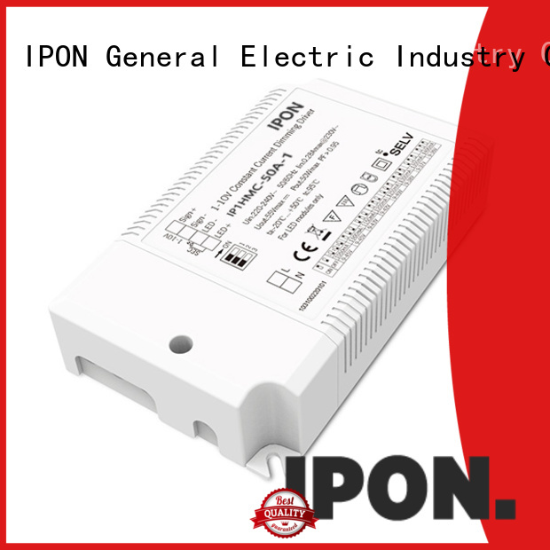 IPON LED led driver constant current Factory price for Lighting control system