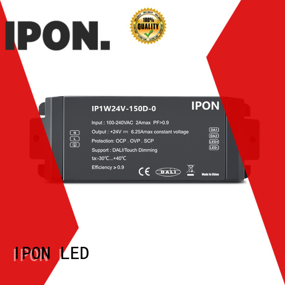 IPON LED led dimmable drivers Factory price for Lighting control