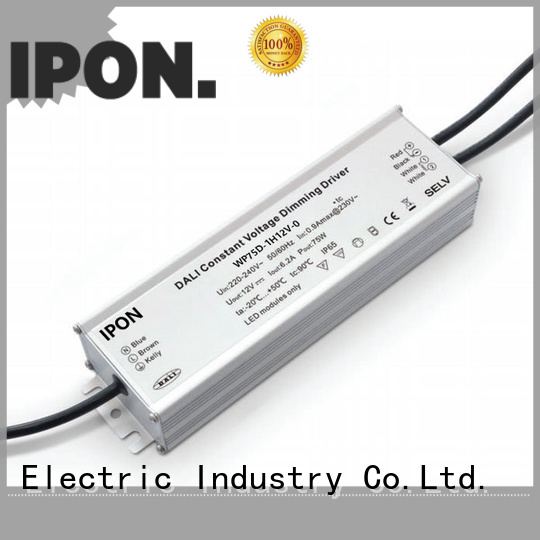 IPON LED quality dimmable led drivers in China for Lighting control